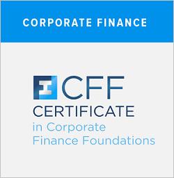 Certificate in Corporate Finance Foundations (CFF) od ove jeseni na BusinessAcademy
