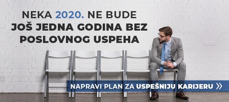 Napravi plan za uspšenu poslovnu karijeru u 2020.