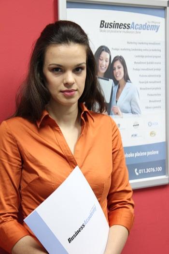 Jelena Jovanovic stipendija