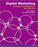 Digital Marketing autora Dave Chaffey i Fiona Ellis-Chadwick
