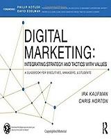 Knjiga Digital Marketing autorke Ire Kaufman