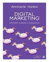 Knjiga Digital Marketing autorke Annmarie Hanlon