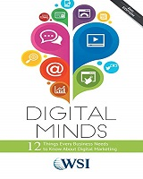 Knjiga Digital Minds autor WSI