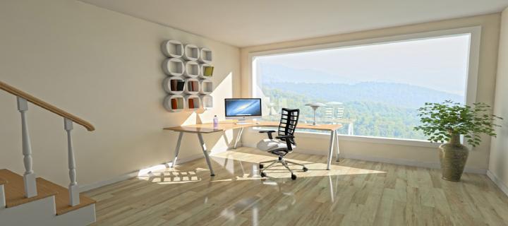Kućna kancelarija kao idealan poslovni prostor
