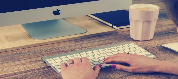 Korišćenje tastature na poslu