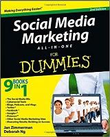 Knjiga Social Media Marketing autora Jan Zimmerman i Deborah Ng