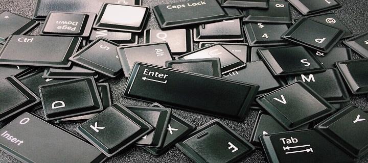 Delovi tastature